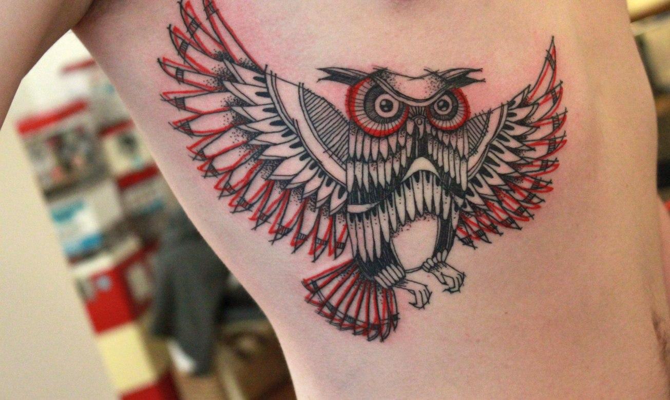 MiriamFrank_Tattoo_eule