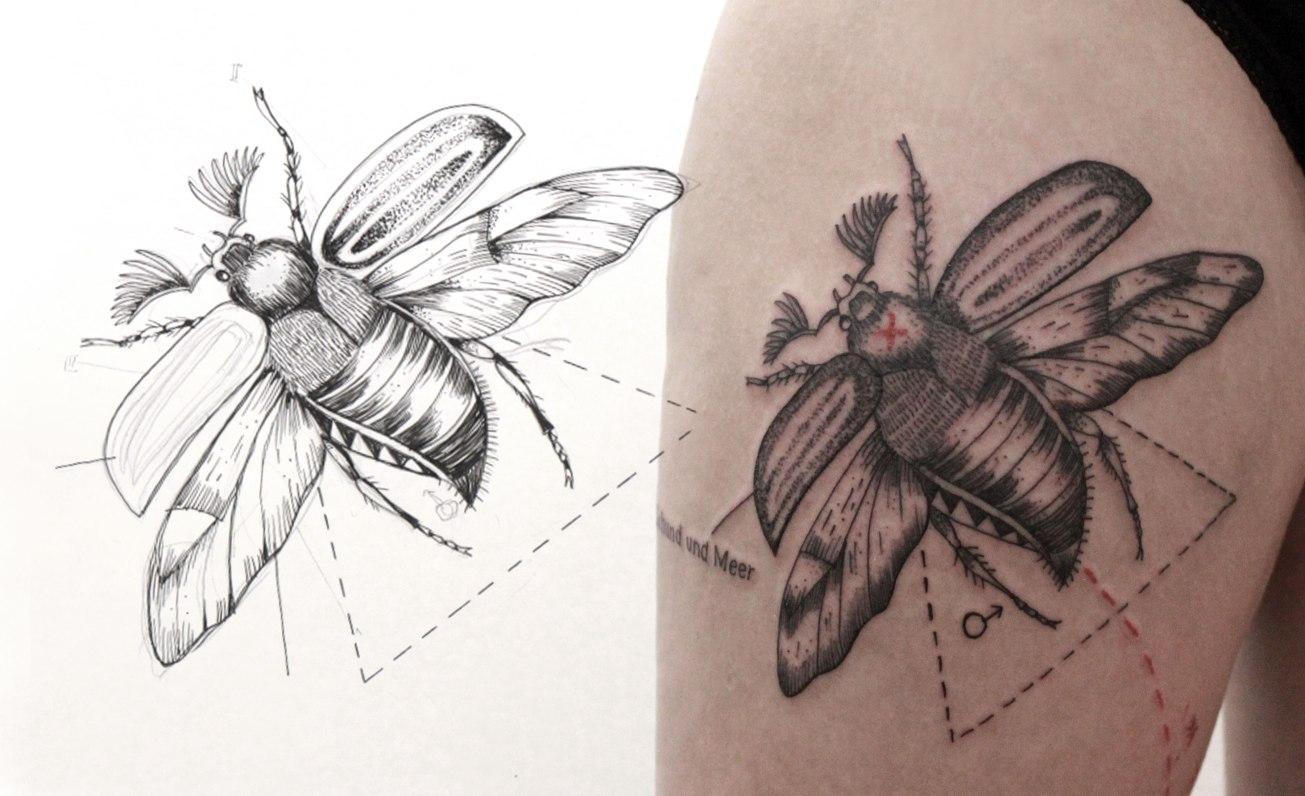 MiriamFrank_Tattoo_kaefer