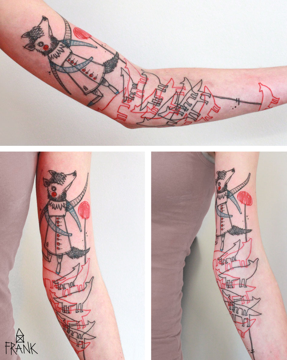 MiriamFrank_Tattoo_Wolf2