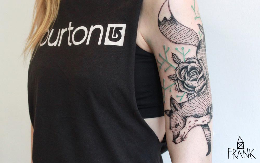 MiriamFrank_Tattoo_Fuchs