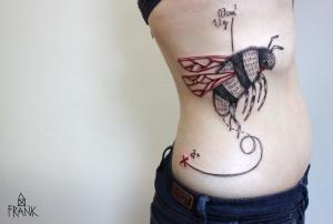 MiriamFrank_tattoo_Hummel