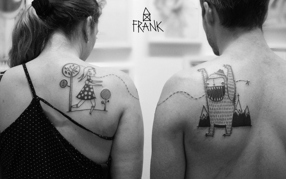 Miriam_Frank_Couple_Tattoo_partner