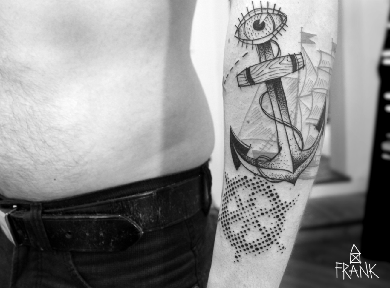 Miriam_Frank_tattoo_anker_anchor