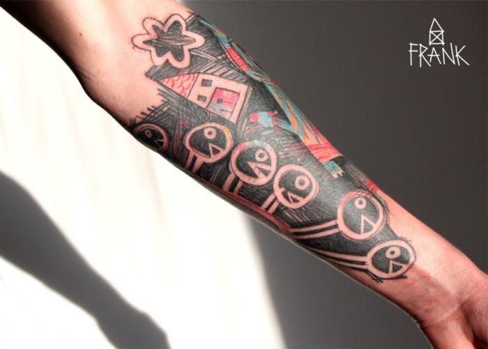 Miriam_Frank_Tattoo_grafic_kritzikratzi