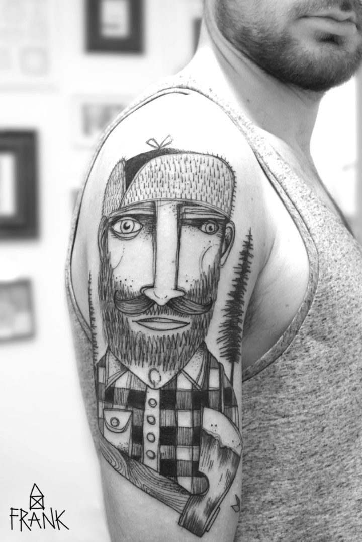 Miriam_Frank_Tattoo_wood_lumberjack