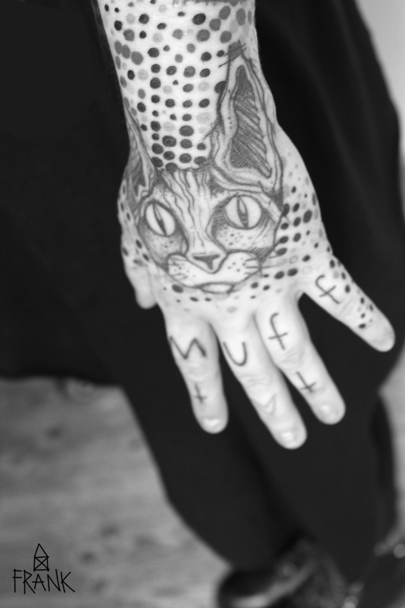 Miriam_Frank_Tatto_Cat_Katze_hand_dot
