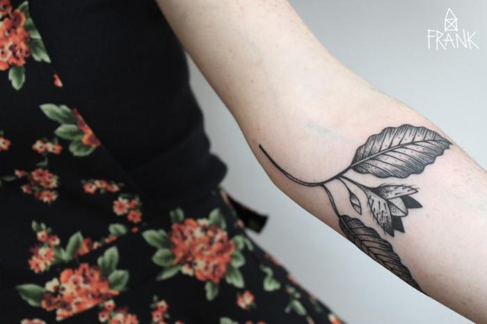 miriam_frank_tattoo_blatt_leaf
