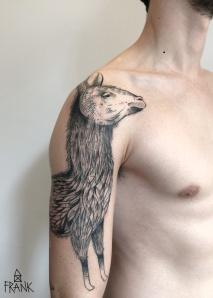 miriam_Frank_Tattoo_lama_Llama