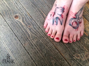 Miriam_Frank_Tattoo_tooth_teeth