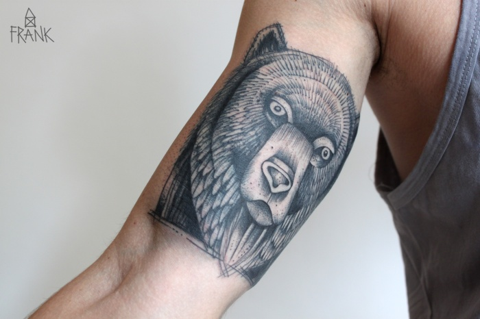 Miriam_Frank_Tattoo_bear_baer