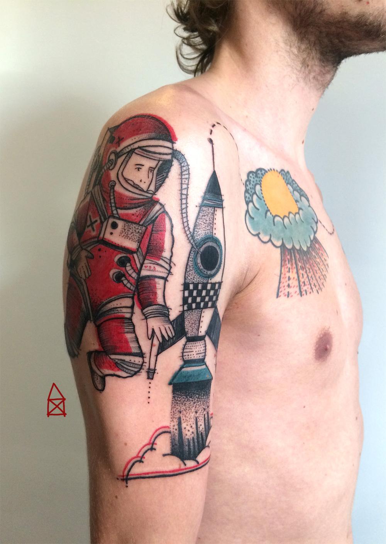 Miriam_Frank_Tattoo_Astronaut
