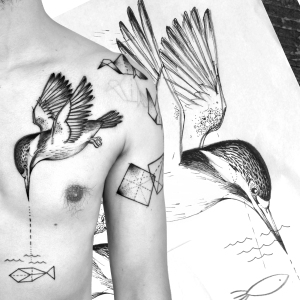 Miriam_Frank_tattoo_kingfisher