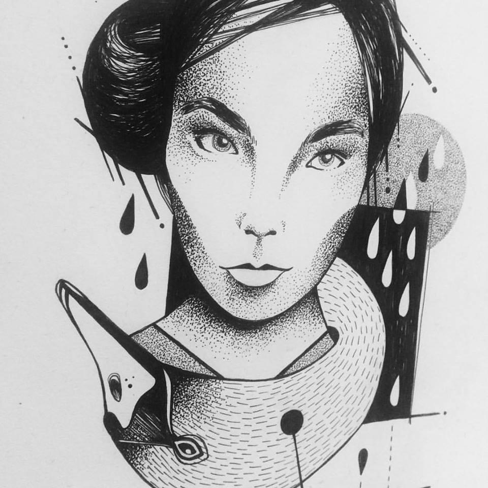 miriam_frank_tattoo_björk_blackwork_bjork