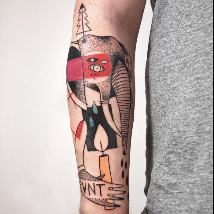 miriam_frank_tattoo-elephnat