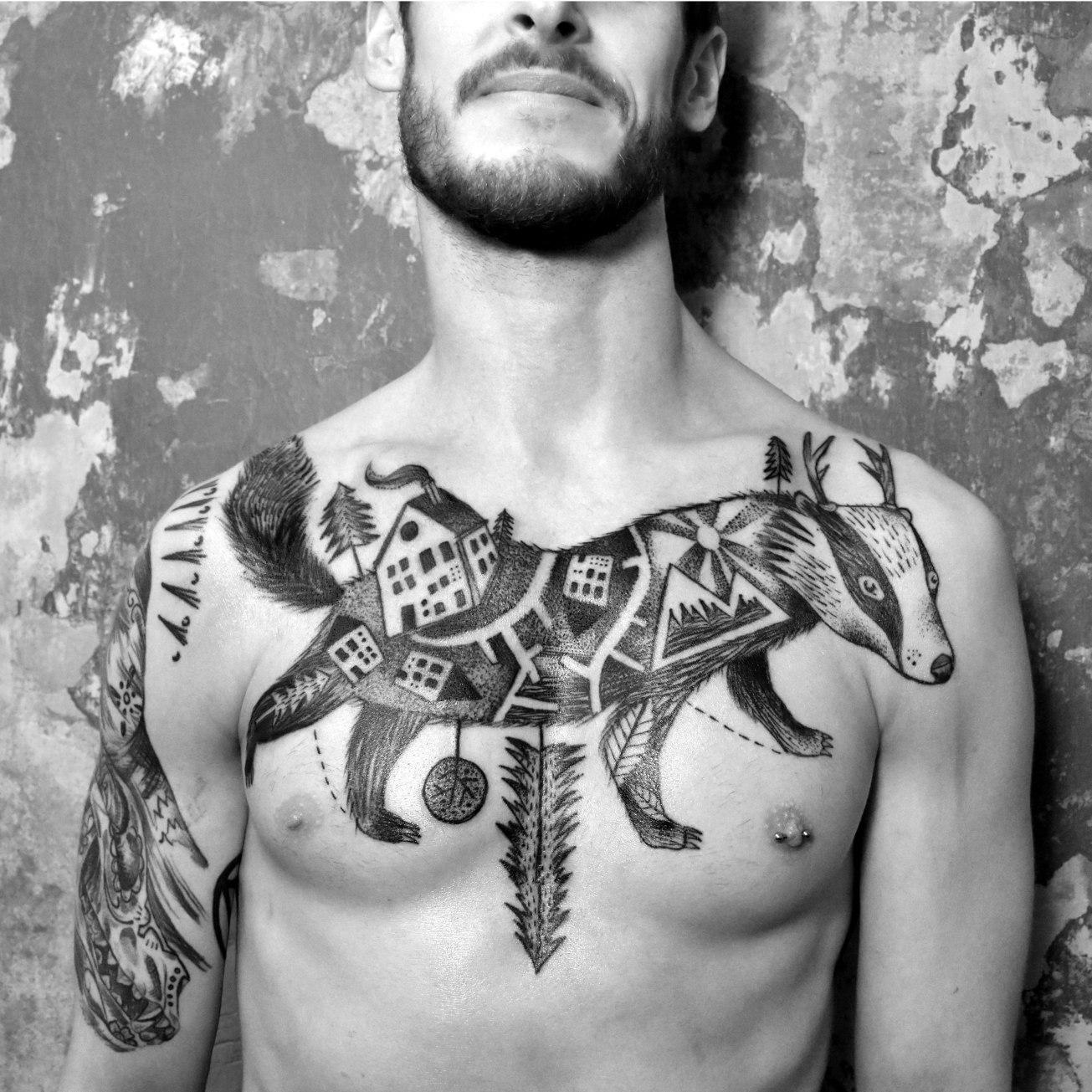 miriam_frank_tattoo_dachs_4